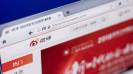 ユーザー数7億人越え!中国の巨大SNS!!Weibo(微博・ウェイボー)とその活...