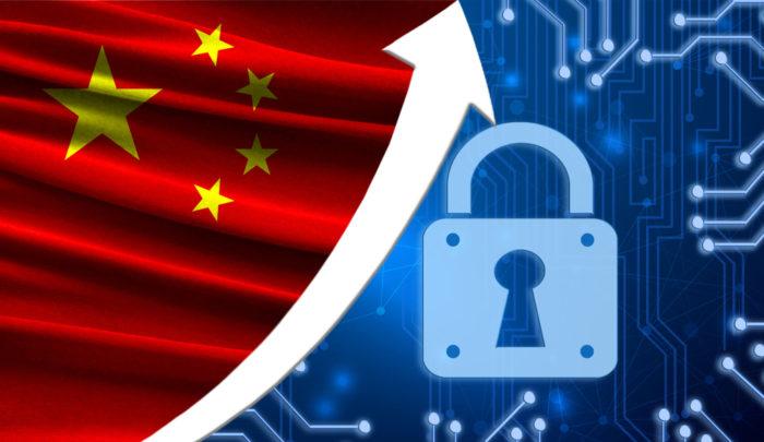 中国のネット規制をイメージする画像
